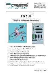 FS 150 - Elektro-Trading sp. z oo