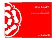 Wise Growth? - Harold Goodwin