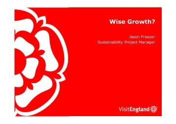 Wise Growth? - Harold Goodwin