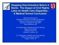 Stopping Discrimination Before It Starts - Emory University School of ...