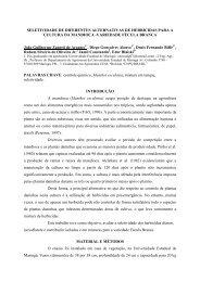 57 Joao guilherme z arantes - Departamento de Agronomia - UEM