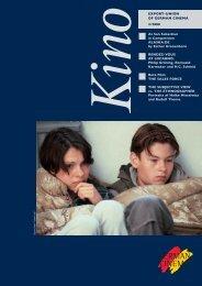 Titel Kino 3/2000 Nr. 1 - German Films
