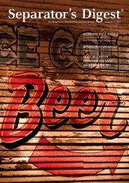 Separator's Digest 2012/5 - GEA Westfalia Separator Group