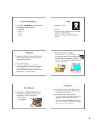 Toxicology and Epidemiology