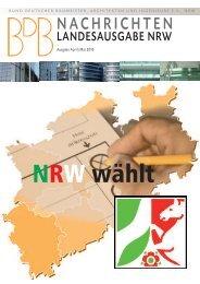 pr-bericht - Bund deutscher Baumeister NRW