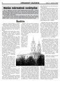 Súčanský hlásnik 2002 číslo 3 (pdf) - Horná Súča - Page 6
