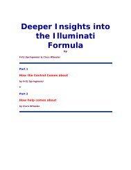Deeper Insights into the Illuminati Forumula by Fritz Springmier.pdf