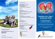 """Familien mit """"Herz"""" brauchen Kraft - Herz-Kinder-Hilfe Hamburg e.V."""