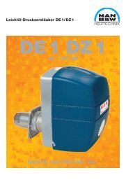 Heizöl EL nach DIN 51603, Teil 1 - MHG (Schweiz)