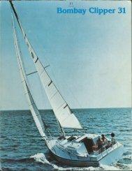Chaparral Bombay Clipper Brochure