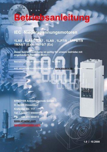 Deutsch - Ströter - Antriebstechnik GmbH