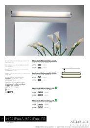 MICA IP44 & MICA IP44 LED - Cardi