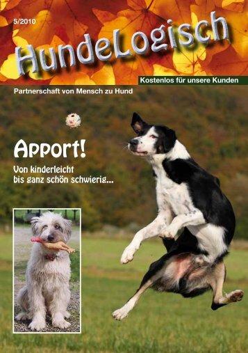 Heft 5/2010 - bei Hunde-logisch.de