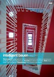 Artikel in der Fachzeitschrift Intelligent bauen 1.09 MB PDF