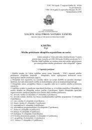 KĀRTĪBA Rīgā Mācību priekšmetu olimpiāžu ... - Kocēnu novads