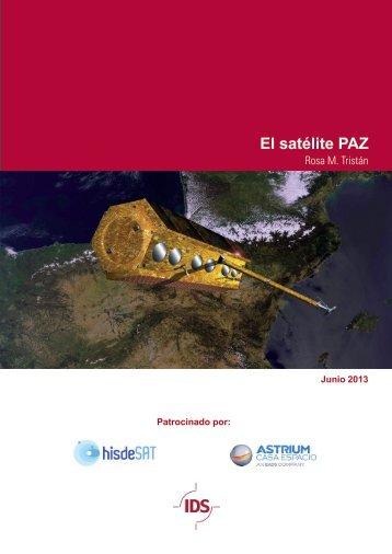 El satélite PAZ - Infodefensa
