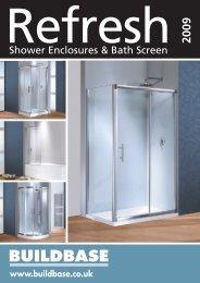 Shower Enclosures & Bath Screen