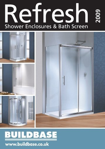 Shower Enclosures & Bath Screen