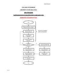 Supervisor Selection Process Flowchart for Dissertation - Rezzen