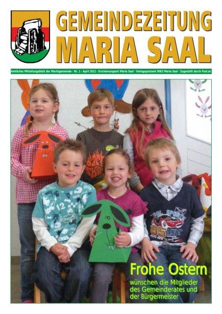 Gemeindezeitung 02/2018 - Maria Saal