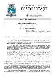 Edição Nº. 2014 de 6 de junho de 2013 - Portal do Servidor Público