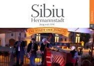 Jung seit 1191 - Sibiu Turism