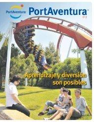 Aprendizaje y diversión son posibles - PortAventura