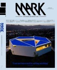 Mark / Residence / Los Angeles - shonquismoreno