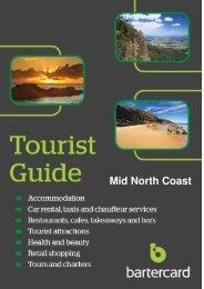 Mid North Coast - Bartercard Travel