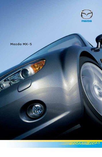 Mazda MX-5 - MX5 Roadster.org