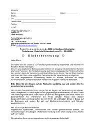 Kinderbetreuung 09-05-18 - Einzigartig-eigenartig e.V.