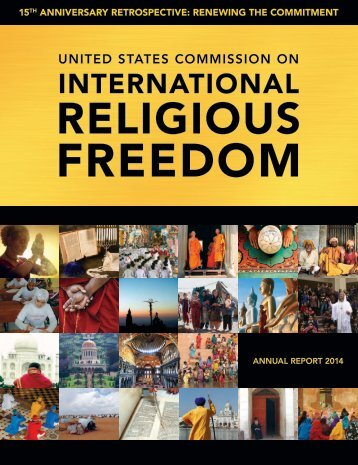 USCIRF 2014 Annual Report PDF
