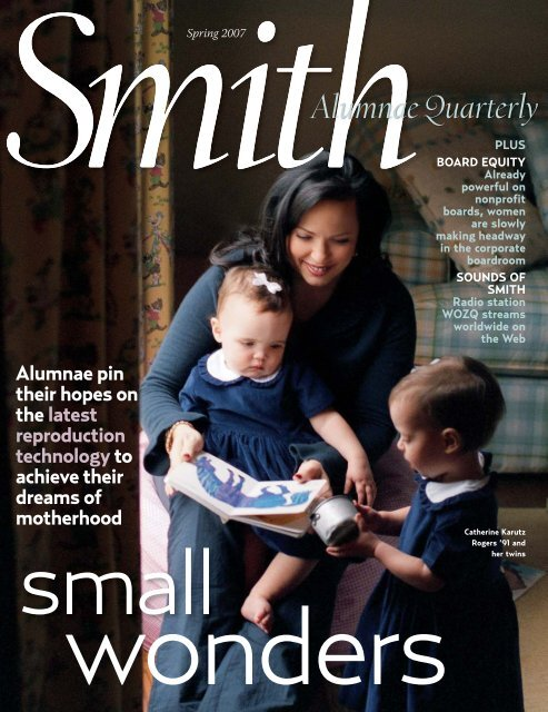 minnepolis womn trnsforms her cubicle into christms.htm wonders smith alumnae quarterly smith college  smith alumnae quarterly smith college