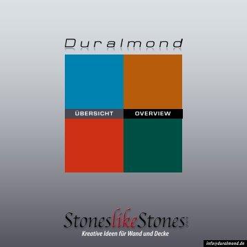 Kreative Ideen für Wand und Decke - Stones like Stones GmbH