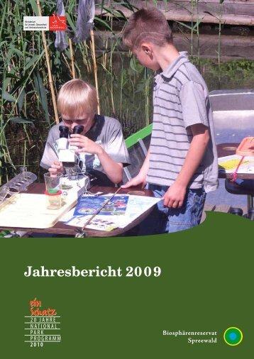 Jahresbericht 2009 - MUGV - Brandenburg.de