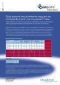 Guía para el recubrimiento seguro de Compartis CoCr ... - DeguDent - Page 2