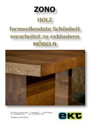 homepage: www.ekt-shop.eu - EKT GmbH WebShop - EKT Shop