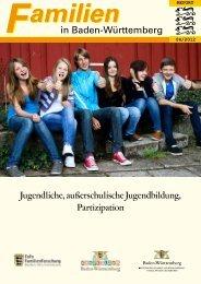 Jugendliche, außerschulische Jugendbildung, Partizipation