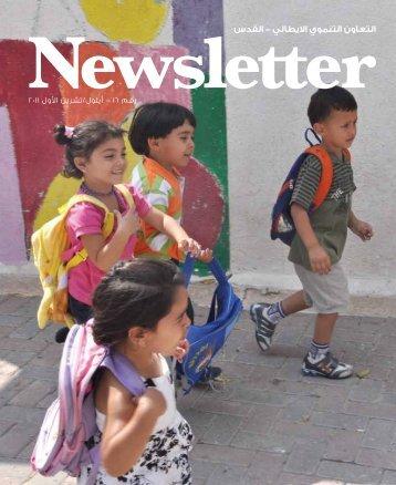 2011 / - 16 نشرة اخبارية 16 1 - Gerusalemme