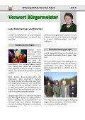 Ausgabe 1 / Februar 2011 - Gemeinde Eisbach - Page 3