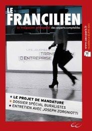 Francilien - Ordre des experts-comptables de Paris Ile-de-France