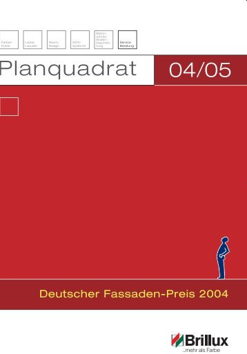 Planquadrat 04/05 - Brillux