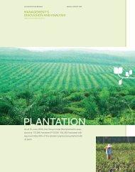 plantation - IOI Group