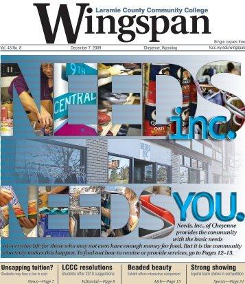December - Wingspan