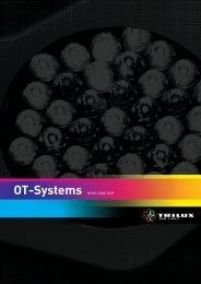 OT-Systems News 2008 / 2009