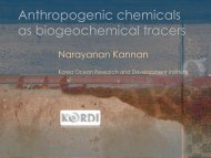 06. Pollutants as geochemical tracers