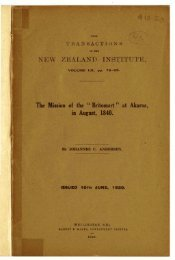 Mission of the Britomart at Akaroa - Christchurch City Libraries