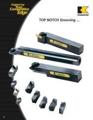Top Notch Grooving Lathe 4010