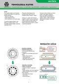 TEHNOLOGIJA KLETKE TEHNOLOGIJA KLETKE - Hennlich d.o.o. - Page 2