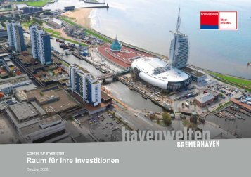 Havenwelten Bremerhaven - time Port
